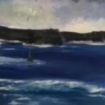 The Cliffs of Moher (oils)