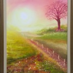 Oh What a Beautiful Morning! (oils)