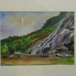 Powerscourt (acrylics)